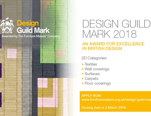 Design Guild Mark launches call for entries for 2d category