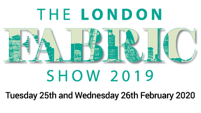 London Fabric Show 2018 Retina Logo